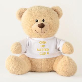Chin herauf Butterblume | süßes motivierend Teddy