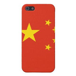China-Flagge iPhone Schutzhülle Fürs iPhone 5