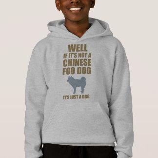 Chinese Foo Hund Hoodie