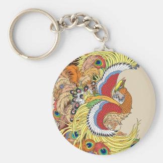 Chinese Phoenix Schlüsselanhänger