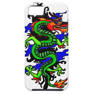 Chinesischer Drache Tough iPhone 5 Hülle