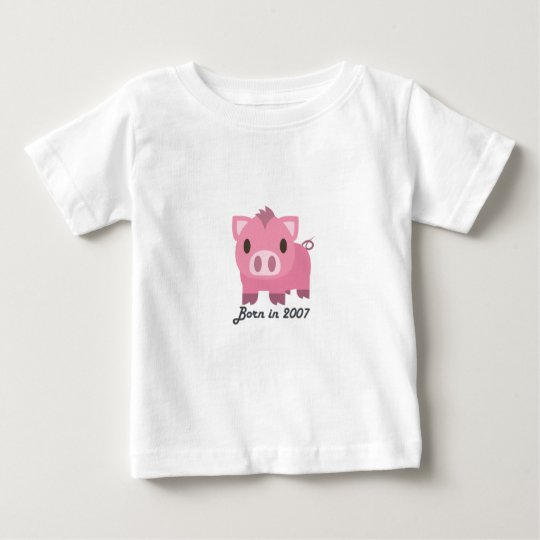 Chinesischer Tierkreis des niedlichen Baby T-shirt