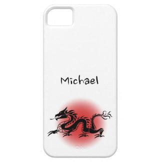 Chinesischer traditioneller Drachename Schutzhülle Fürs iPhone 5