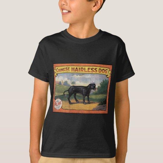 Chinesischer unbehaarter Hund T-Shirt