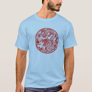 """""""Chinesisches Drache-T-Stück """" T-Shirt"""