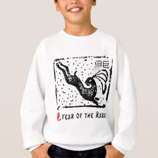 Chinesisches Jahr des Kaninchen-T - Shirt
