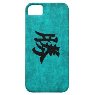 Chinesisches Schriftzeichen-Malerei für Erfolg im iPhone 5 Hülle