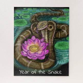 Chinesisches Tierkreis-Jahr der Schlange