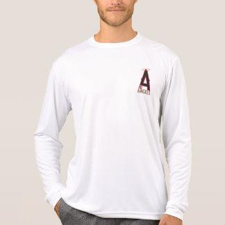 "Chino Hills Engels-""Team-Mamma-"" langes T-Shirt"