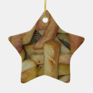 CHIPS KERAMIK ORNAMENT