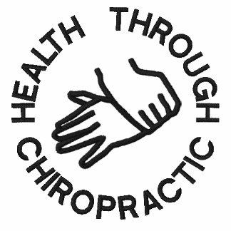 Chiropraktik-Logo gesticktes Polo