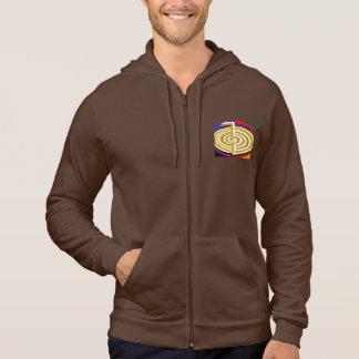CHO-KU-RAY Reiki: Hoodie-mit Kapuze Sweatshirt