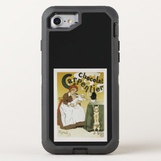 Chocolat Carpentier OtterBox Defender iPhone 8/7 Hülle