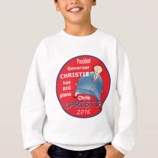 Chris CHRISTIE 2016 Sweatshirt