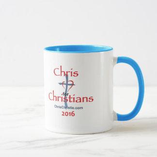 Chris CHRISTIE 2016 Tasse