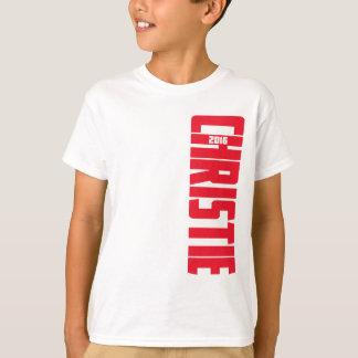 Chris Christie für Präsidenten 2016 T-Shirt