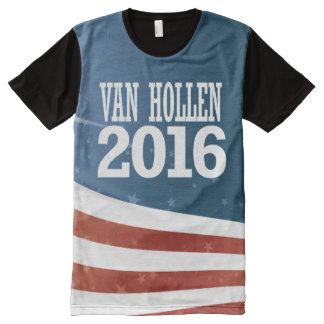 Chris Van Hollen 2016 T-Shirt Mit Komplett Bedruckbarer Vorderseite