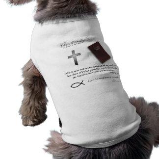 Christentum - Durchgangshaustierkleidung Top