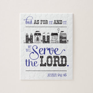 Christian Puzzle With The Bible frais Joshua le