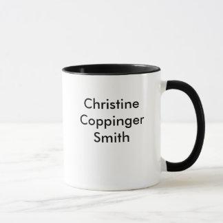 Christine-Smith-Tasse Tasse