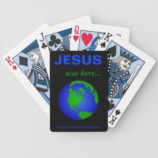 Christlich Bicycle Spielkarten