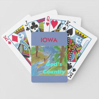 Christliche Spielkarten Hoffnungs-heilende