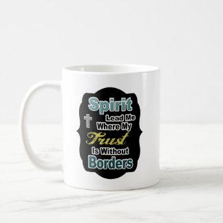 Christliche Texte-Kaffee-Tasse Kaffeetasse
