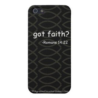 Christliche Zitate Etui Fürs iPhone 5