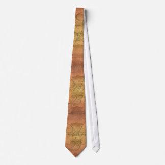 Christlicher Bibel-Vers des Psalm-23 KJV Bedruckte Krawatte