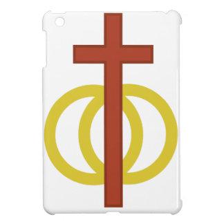 Christliches Heirat-Symbol iPad Mini Schale