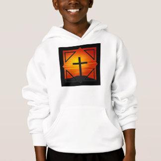 CHRISTLICHES KREUZ HOODIE
