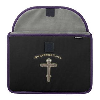 Christliches Kreuz Sleeve Für MacBooks