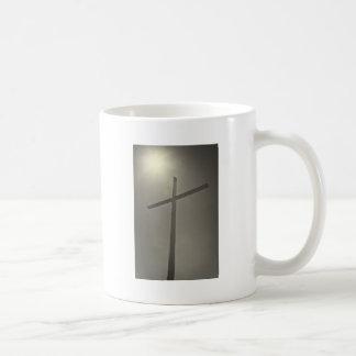 Christliches Kreuz Tasse