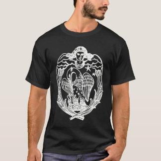 Christliches Pelikan-Symbol-Shirt T-Shirt