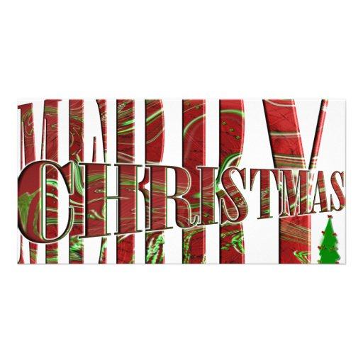 Christmas-5 Photocartes Personnalisées