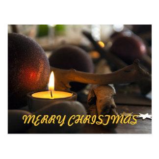 Christmas Postcard Postkarte