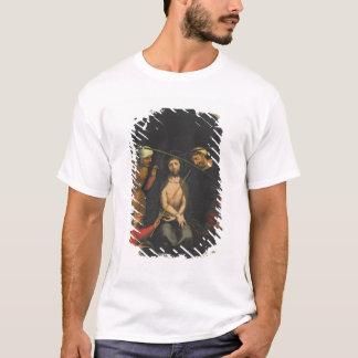 Christus krönte mit den Dornen T-Shirt