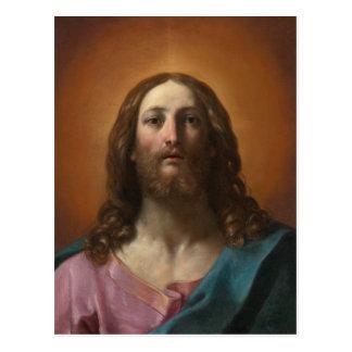 Christus Salvator mundi Guido Reni CC0988 Postkarte