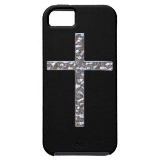 Chrom-Kruzifix-Körper Hülle Fürs iPhone 5
