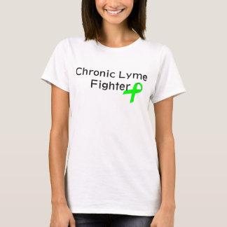 Chronischer Lyme Kämpfer T-Shirt
