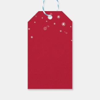 Chronischer Weihnachtsgeschenkumbau Geschenkanhänger