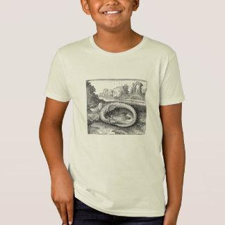 Chrysopoeia Ouroboros Schlange von Kleopatra T-Shirt