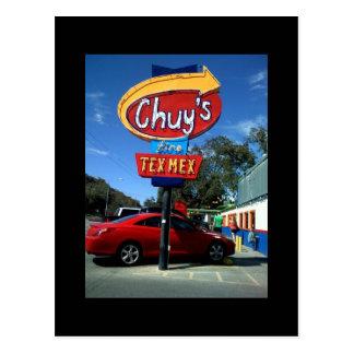 Chuys Postkarte