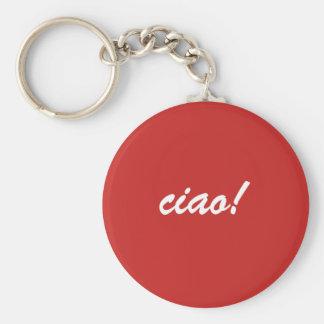 Ciao-Schlüsselring Schlüsselanhänger