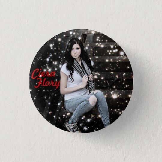 Ciera Knopf (klein) Runder Button 2,5 Cm