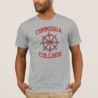 Cimmeria Uni Battlin Barbaren T-Shirt