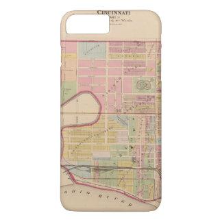 Cincinnati, Ohio 2 iPhone 8 Plus/7 Plus Hülle