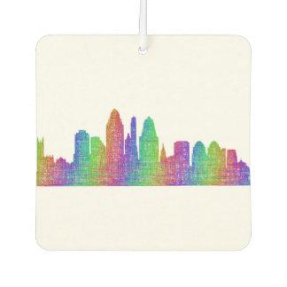 Cincinnati-Skyline Autolufterfrischer