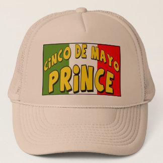 Cinco De Mayo Prinz T-shirts und Geschenke Truckerkappe