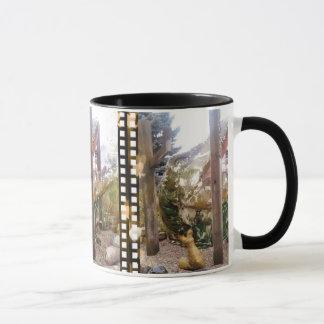Cinematic Dinosaurier-Tasse Tasse